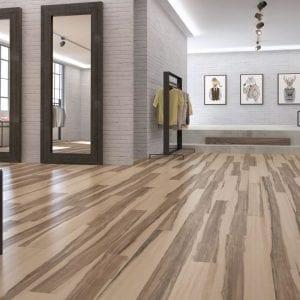 Serie EDORAS - porcelanico imitación madera