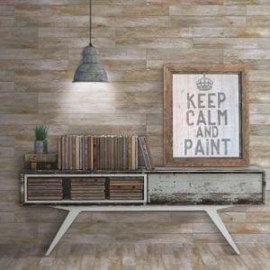 Serie ARAL - azulejo de gres imitación madera