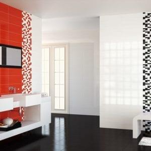 Serie FRESH - azulejo monocolor