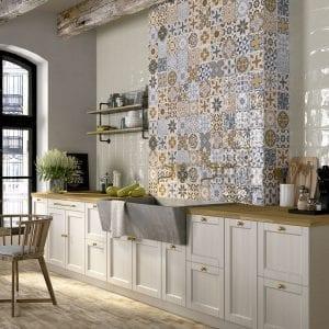 Azulejos hidráulicos Serie NINIVE-CENTURY