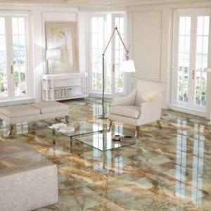 Serie RIYADH - suelo porcelanico imitacion marmol