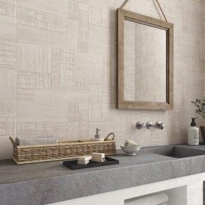Azulejos para baños modernos Serie Salines