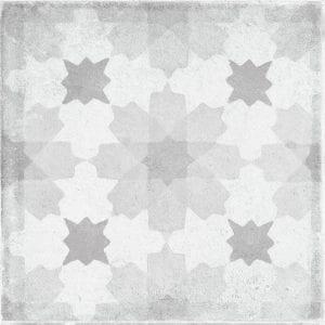 DECOR ALCHIMIA WHITE 15X15