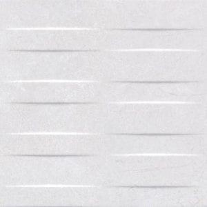 RELIEVE MATERIA WHITE 40X120