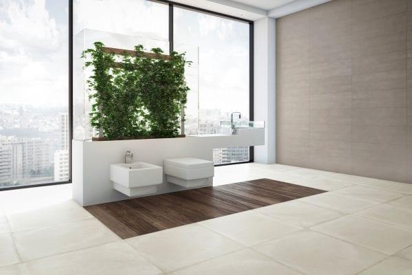 Azulejos para baños modernos Serie CASTROVILLARI