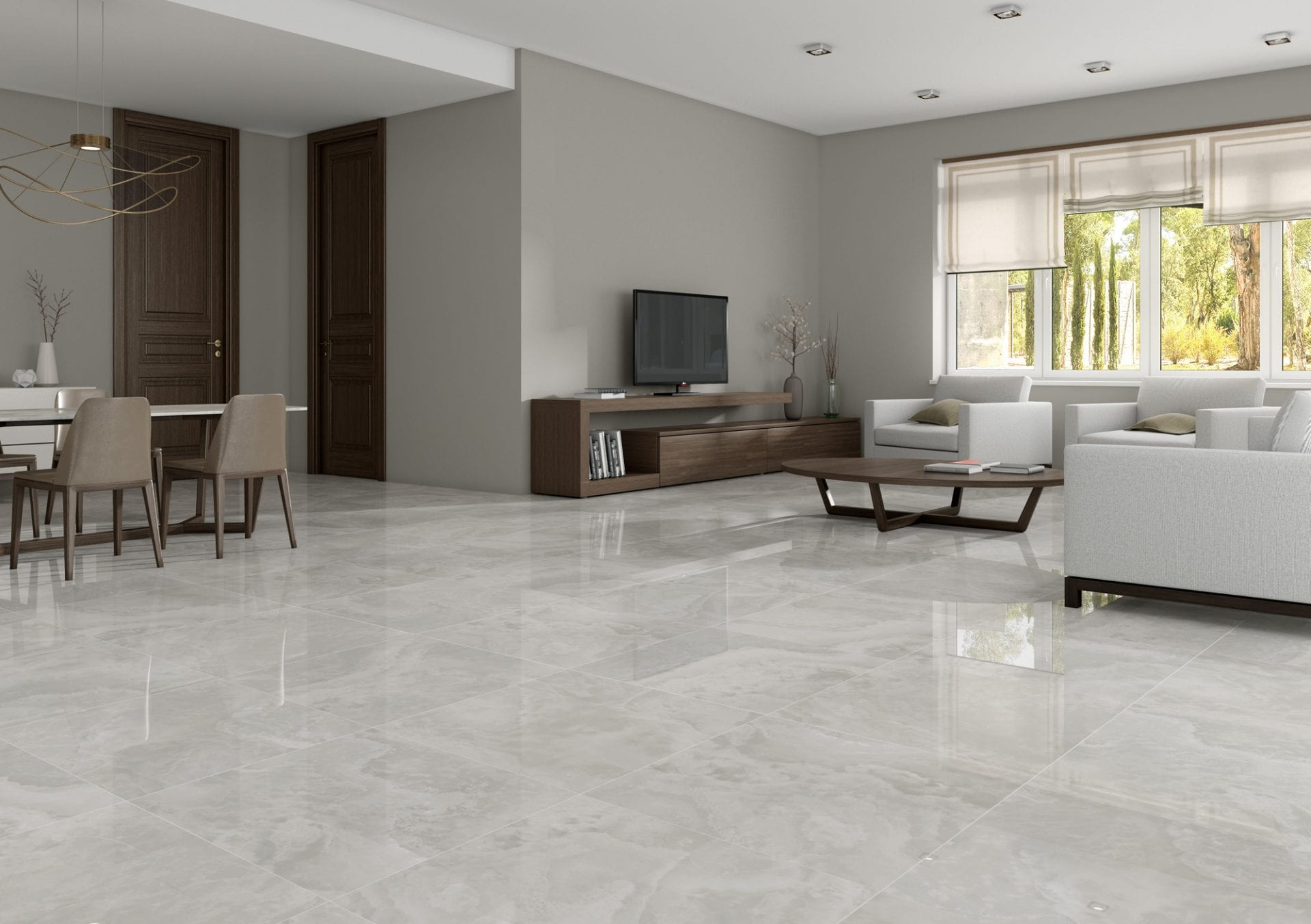 Serie lari porcelanico tipo m rmol brillo disponible - Pavimentos de marmol ...