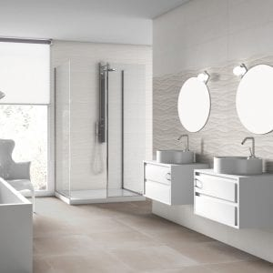 Azulejos para cuartos de baño Serie YAIZA