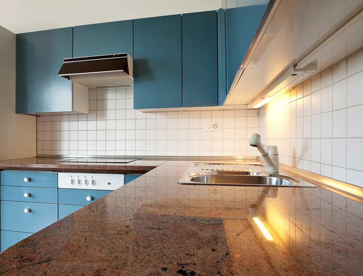 Azulejos para cocina limpios