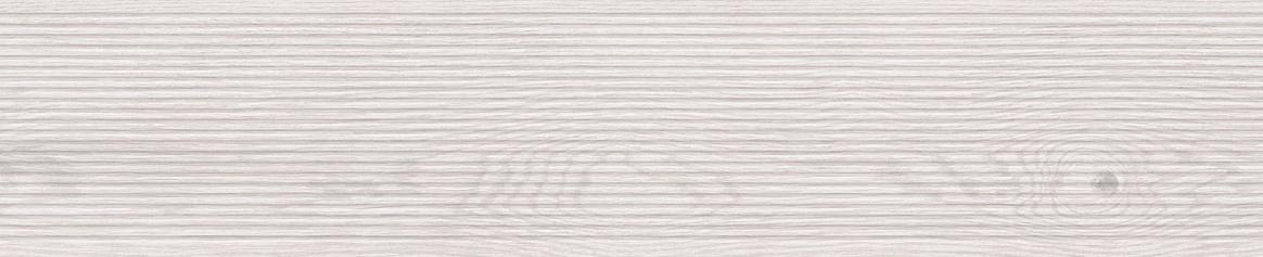Porcelánico imitación madera CEIBA BLANCO GROOVE 23X120 Antideslizante