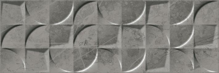 Revestimiento Pasta blanca imitación mármol RELIEVE ALTAMURA WALL GRAY 30X90 Rectificado