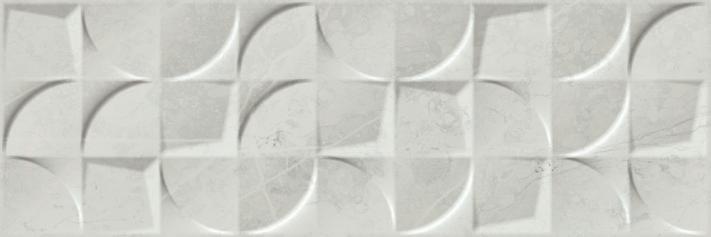 Revestimiento Pasta blanca imitación mármol RELIEVE ALTAMURA WALL PEARL 30X90 Rectificado