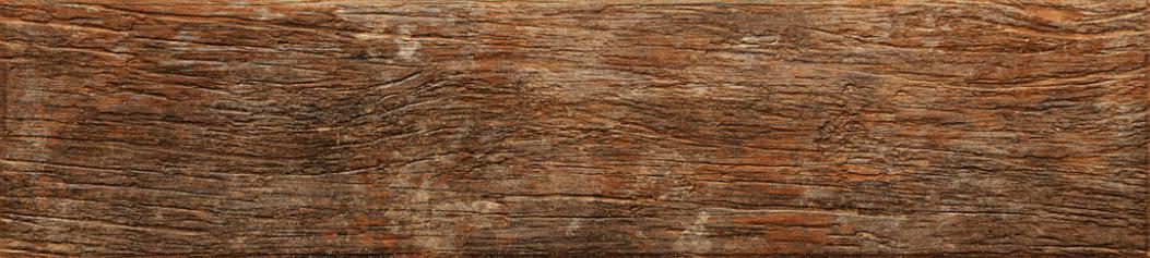 Porcelánico antideslizante imitación madera TRUSS BROWN 15X66
