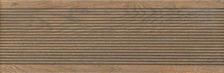 Porcelánico antideslizante imitación madera TEK MARRÓN 16.5X50