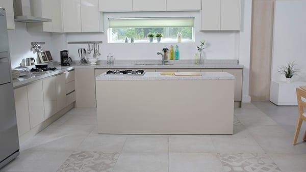 Azulejos para cocinas de gran formato