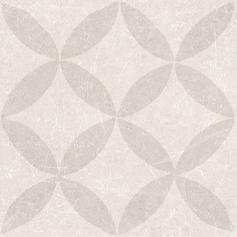 Porcelánico imitación hidráulico MATERIA DECOR ETANA IVORY 20X20 Mate