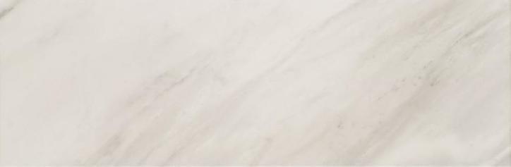Revestimiento Pasta roja imitación mármol DONNA BLANCO 25X75 Brillo