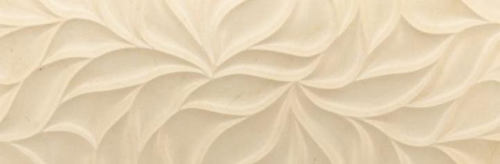 Revestimiento Pasta blanca imitación mármol LEAVES CERS 30X90 rectificado Brillo
