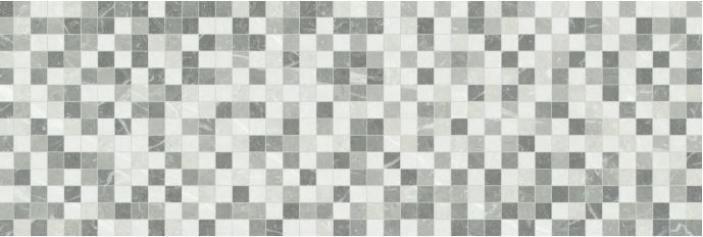 Revestimiento Pasta blanca imitación mármol PIXEL NAXOS 40x120 rec. Brillo