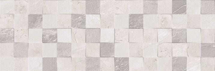 Revestimiento Pasta roja imitación mármol VERSALLES GRIS DECOR DANTE 25x75 Brillo