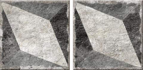 Porcelánico imitación hidráulico ANTIQUE DECO 15.4x15.4 Satinado