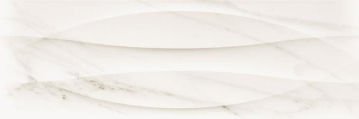 Revestimiento Pasta blanca imitación mármol RELIEVE DOZZA GOLD 40x120 rec. Brillo