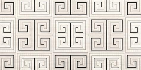 Revestimiento Pasta blanca imitación mármol TABRIZ GRIS DECOR GRECA 30.3X60.5