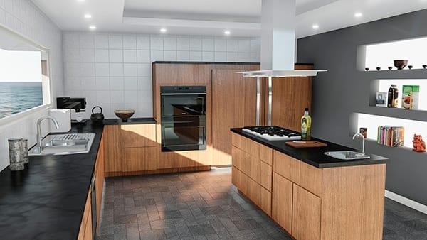Trucos para escoger los azulejos de la cocina