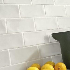 Azulejos tipo metro para Cocina Serie CRAQUELE 7.5x15