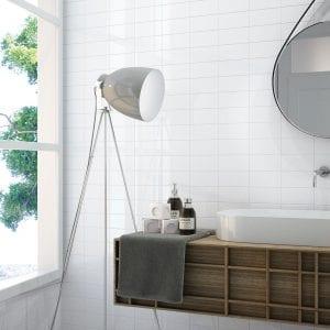 ambiente Blanco liso 7.5×15