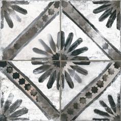 Pavimento imitación hidráulico FS MARRAKECH GREY 45x45 Mate