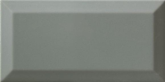 Azulejo metro biselado SAGE BRILLO 10X20