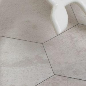 Serie CONCRETE HEX - WHITE