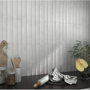 Ambiente LECCO MOSAIC BLANCO 33,3X90 RECT.