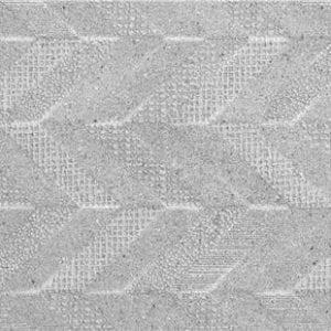 DICOT MOSAIC GRIS MATE 33,3X100