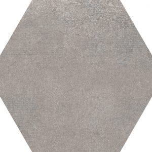 Hex 25 Atlanta Grey Hexagonal Variedad 2 22×25