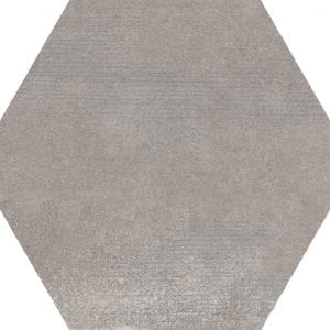 Hex 25 Atlanta Grey Hexagonal Variedad 3 22×25