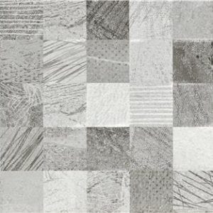 JOHNSTONE MOSAIC GREY MOSAIC 25X75