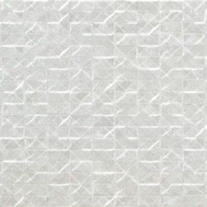 Pasta Blanca Amalfi Mosaic Gris mate 33.3×90