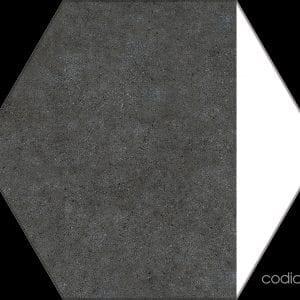 Hex 25 Peak Blanco Hexagonal 22×25
