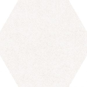Hex25 Vintage Blanco Hexagonal Variedad 1 22×25