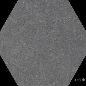Traffic Dark Hexagonal 22×25