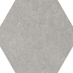 Traffic Grey Hexagonal Variedad 1 22×25