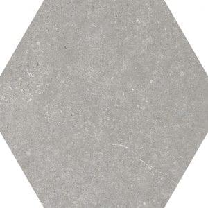 Traffic Grey Hexagonal Variedad 2 22×25