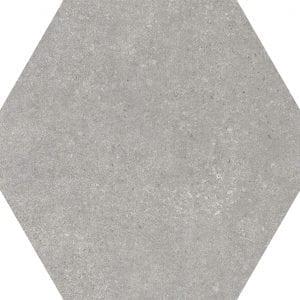 Traffic Grey Hexagonal Variedad 3 22×25