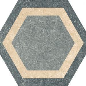 Traffic Hexacolor Mix Hexagonal Variedad 3 22×25