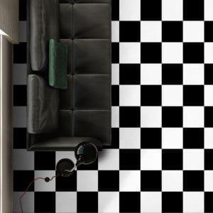 Ambiente basic black y white