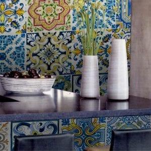 Azulejos Tipo Hidráulicos Serie LISBOA MIX