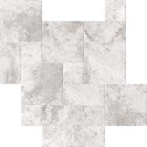 CROSSCUT SILVER 44X66 MODULAR