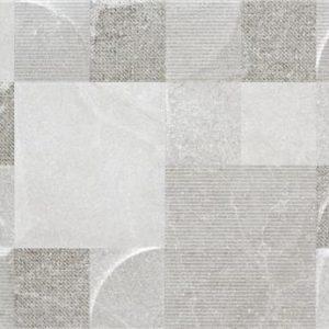 Bodo Mosaic Cold Brillo 33,3×90 rect – pasta blanca