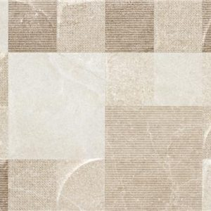 Bodo Mosaic Warm Brillo 33,3×90 rect – pasta blanca